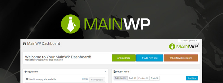 MainWP: Free Plugin to Manage Multiple WordPress Sites from One Location