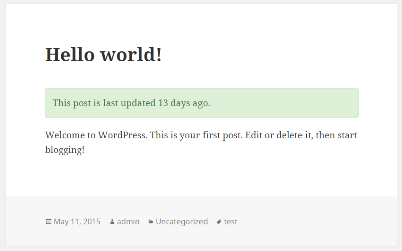 The WordPress Plugin Boilerplate Part 3: The Last Steps