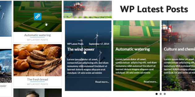 WP Latest Posts: Recent Content Display