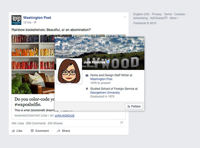 How to Add Facebook Authorship in WordPress