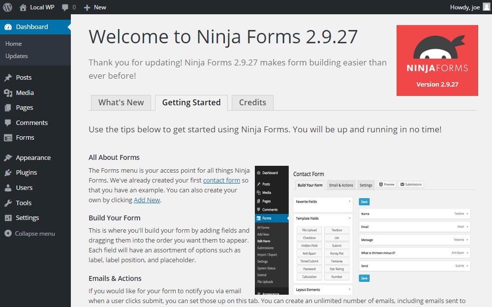 Gravity Forms vs Ninja Forms – Two Leading WordPress Form Plugins Compared