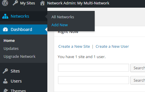 How to Create a Network of WordPress Multisite Networks