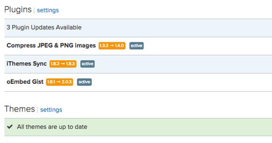 Managing WordPress Updates Remotely