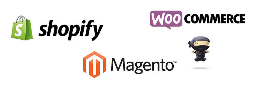 Shopify, Magento or WooCommerce? An Introduction to the Best Online eCommerce Solutions