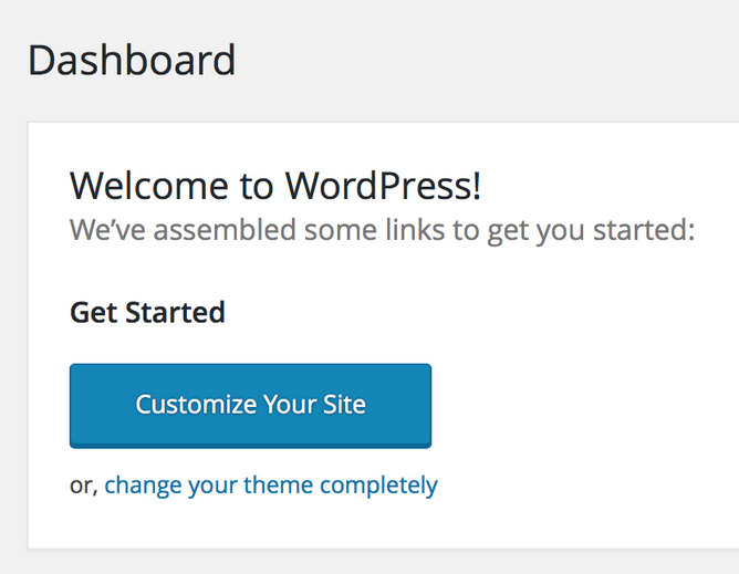 How to Create a Full-Width WordPress Dashboard Widget