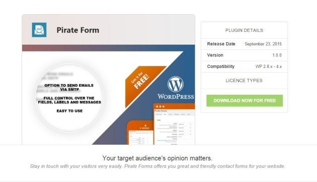How to Add a Contact Form to Your WordPress Site in Few Easy Steps