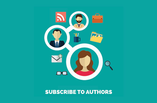 How to Allow Users to Subscribe to Authors in WordPress