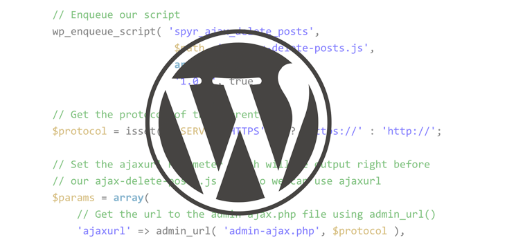 How to Use Ajax in WordPress – a Real World Example