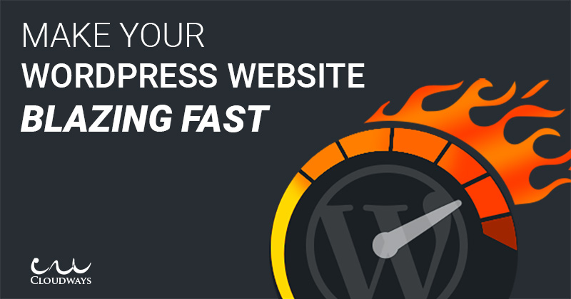 13 Ways to Speed Up Cloud-Hosted WordPress Site