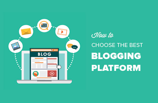 How to Choose the Best Blogging Platform in 2016 (Compared)