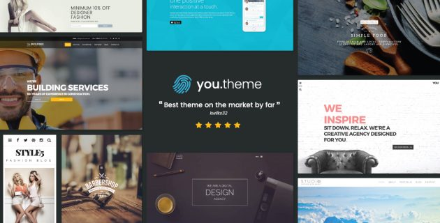 A New Breed of WordPress Theme?