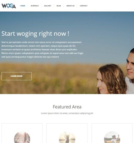 10+ Best Fitness and Lifestyle WordPress Themes 2017