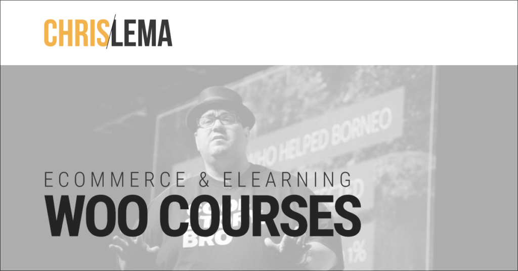 Building an Online Course with WooCommerce