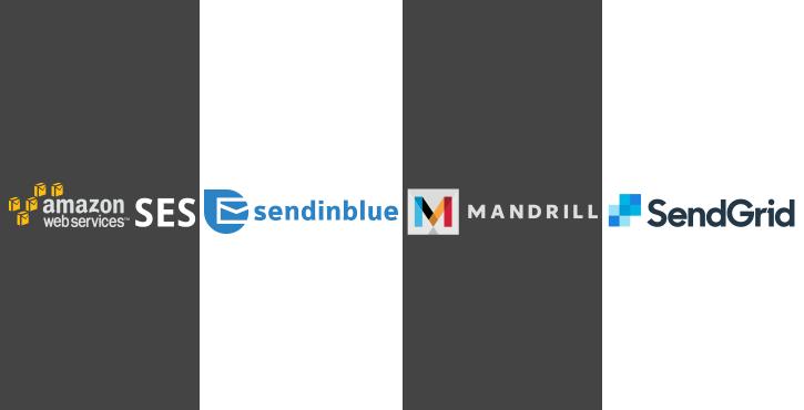 Best SMTP Providers Compared – Amazon SES vs SendinBlue vs SendGrid vs Mandrill