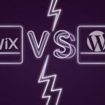Wix vs WordPress Banner Image